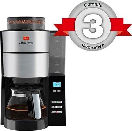 Melitta Aromafresh - Filter-koffiezetapparaat - Zwart