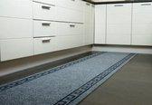 JYG Vloerkleed - Keukenloper Greece 50x300 - Grijs