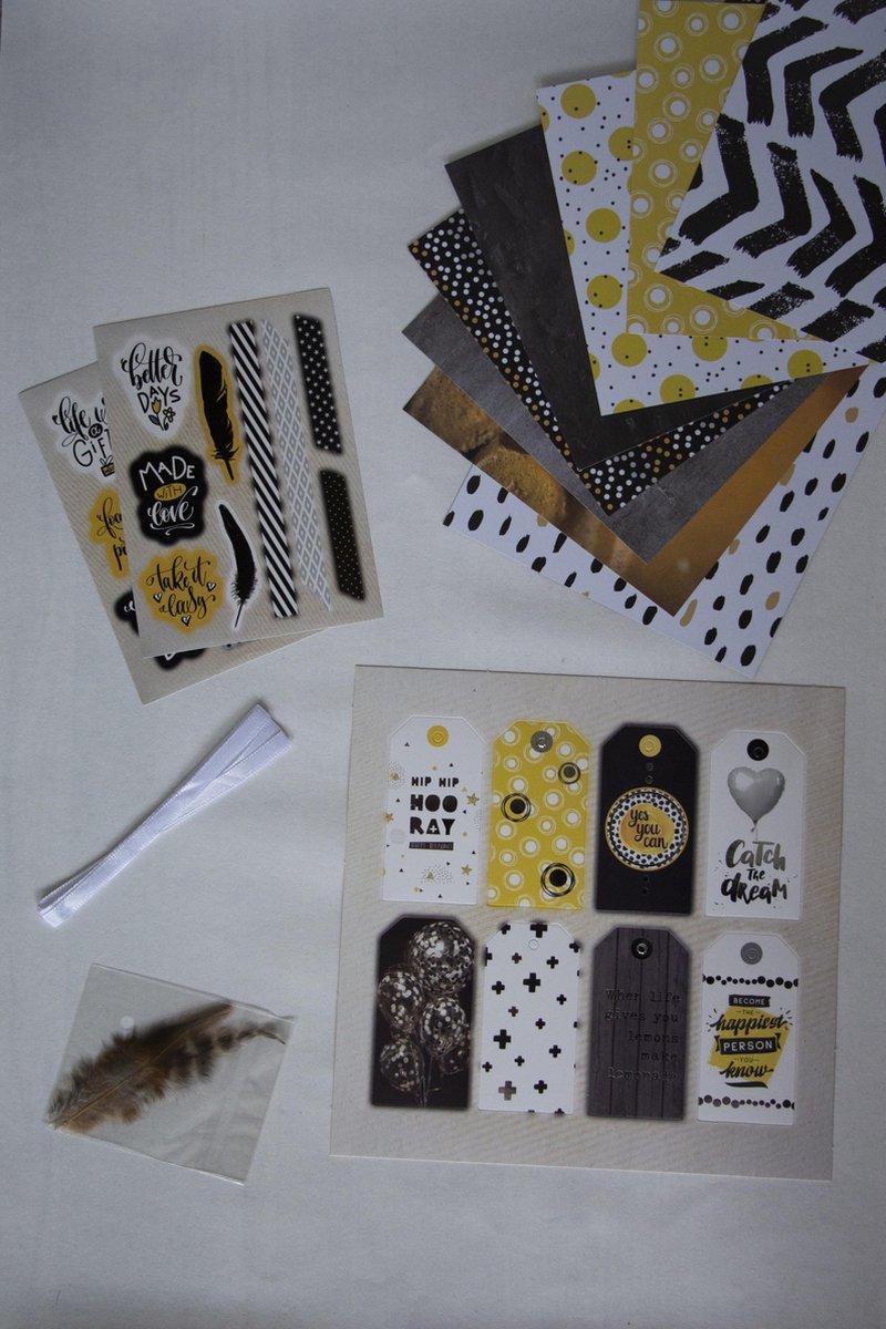 Super bol.com | Paper craft set - Papier knutselset - Knutselen voor AE-08