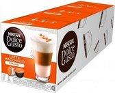 Dolce Gusto Latte Macchiato Caramel - multipak 10 x 16 capsules