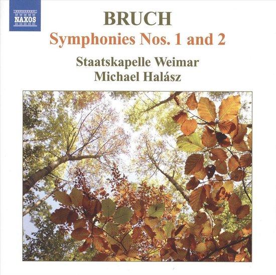 Bruch: Symphonies Nos.1+2