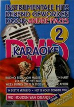 Karaoke Dvd - Andre Hazes 2