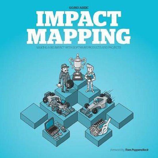 Boek cover Impact Mapping van Gojko Adzic (Paperback)