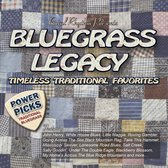 Bluegrass Legacy Power Picks: Timeless Traditional Classics
