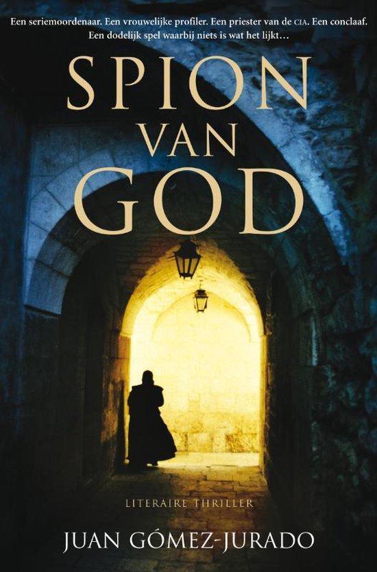 Spion Van God - J. Gomez - Jurado   Fthsonline.com