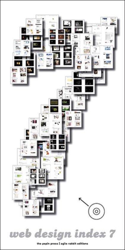 Cover van het boek 'Web Design Index 7'