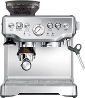 Solis Grind & Infuse Pro 115/A - Pistonmachine