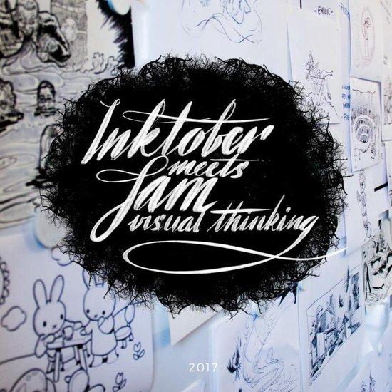 Inktober meets JAM - Jam Visueel Denken |