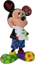 Disney Britto Beeldje Mickey Mouse Thinking 15 cm