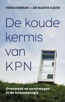 Boek cover De koude kermis van KPN van Jan Maarten Slagter (Onbekend)