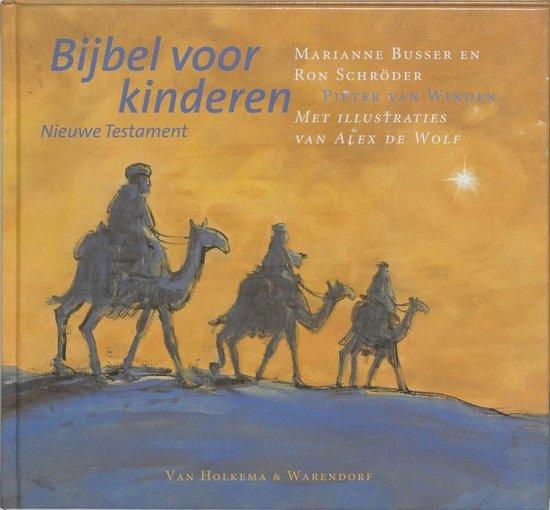 Bijbel Voor Kinderen / Nieuwe Testament - Marianne Busser |