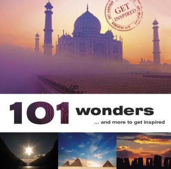 101 wereldwonderen - Karen Groeneveld |