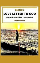 Sediah's Love Letter to God