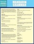 Mandarin Grammar (Speedy Study Guides