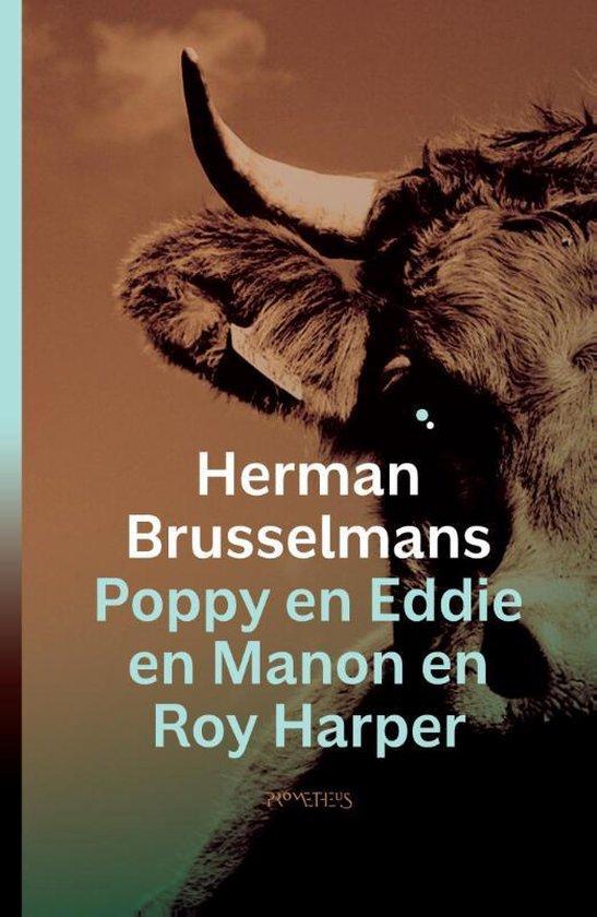 Poppy en Eddie en Manon en Roy Harper - Herman Brusselmans  