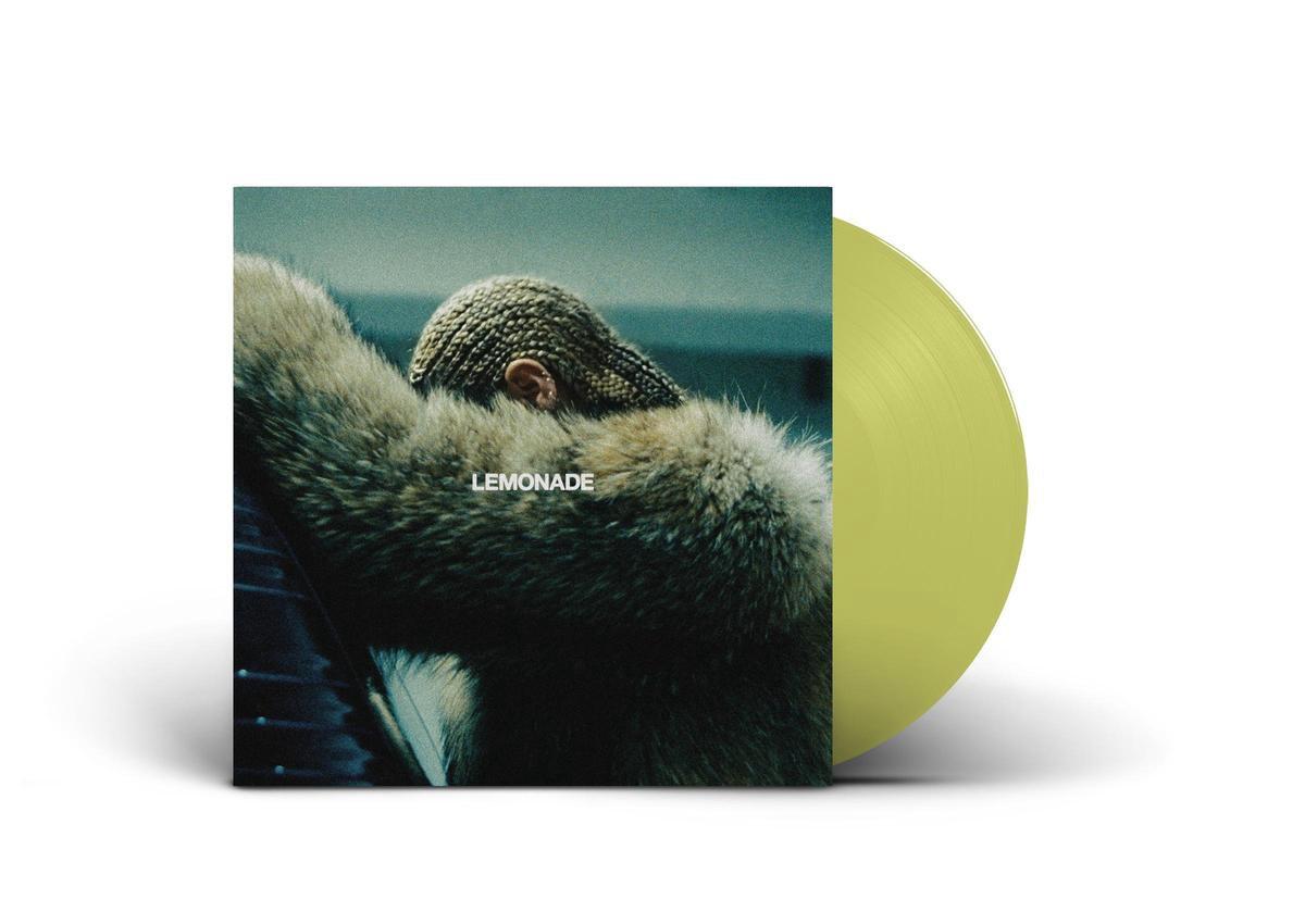 Lemonade (Coloured Vinyl) (2LP) - Beyoncé