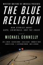 Omslag Mystery Writers of America Presents The Blue Religion