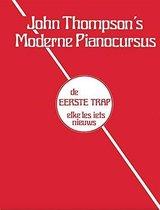 John Thompson's Moderne Pianocursus Eerste Trap