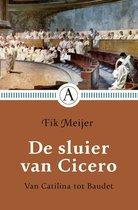 Omslag De sluier van Cicero