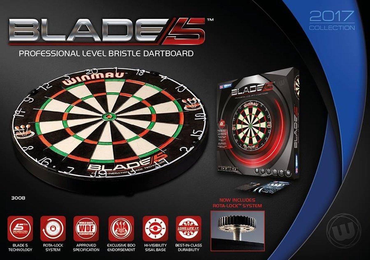 Winmau Blade 5 Dartboard Per stuk