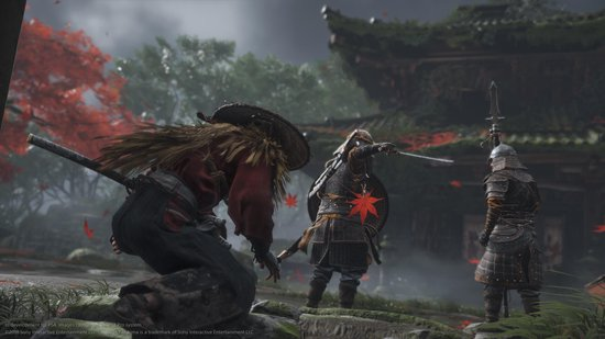 Ghost of Tsushima - Plus Edition - PS4 - Sony