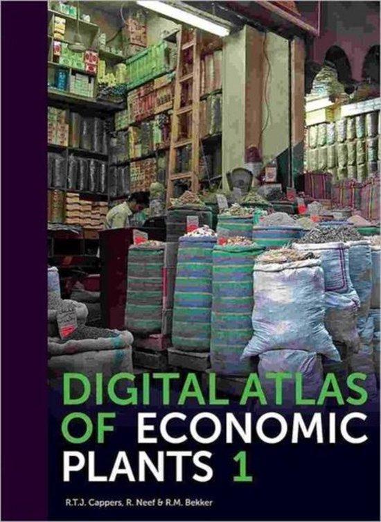 bol.com | Digital Atlas of Economic Plants vol. 1, 2a, 2b, Rtj Cappers | 9789077922590 | Boeken
