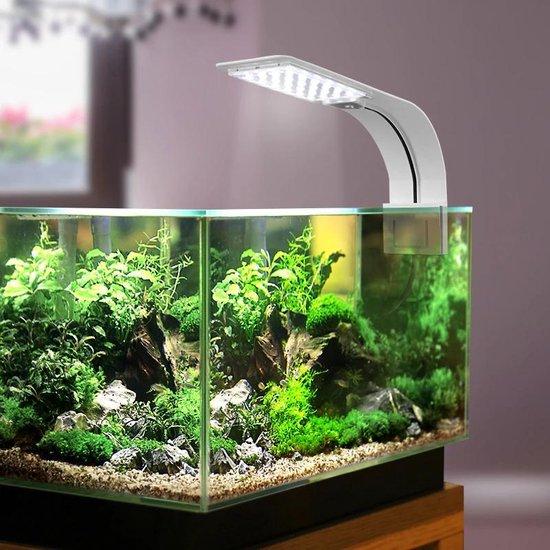 ProAqua - Aquariumverlichting - Groeilamp aquarium - LED verlichting aquarium - Aan/Uit knop aan stekker - 1 meter snoer - Aquarium verlichting LED - Superfish alternatief