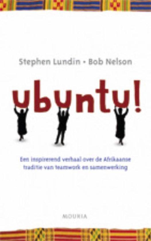 Boek cover Ubuntu! van Stephen Lundin (Paperback)