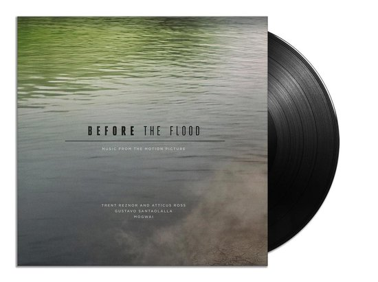 Before The Flood (Music From The Mo (LP)