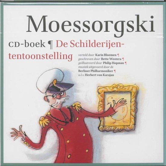 Moessorgski. De Schilderijententoonstelling. CD-boek - Berliner Philharmoniker  
