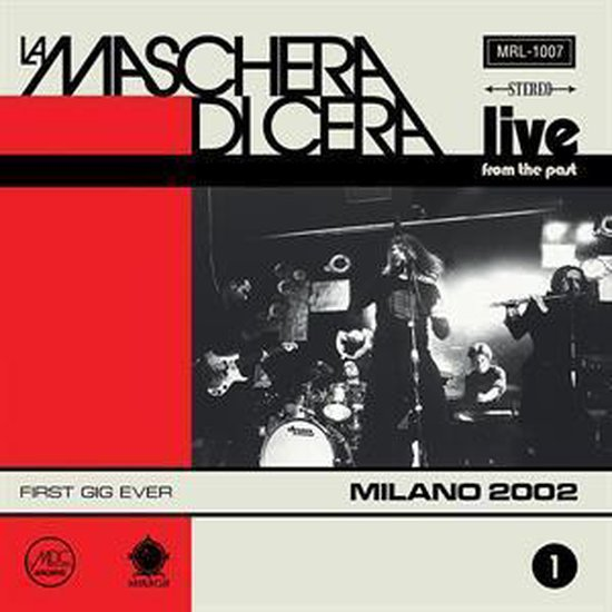 Live From the Past, Vol. 1: Milano 2002