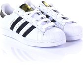 adidas Superstar J Sneakers - Ftwr White/Core Black/Ftwr White - Maat 35.5