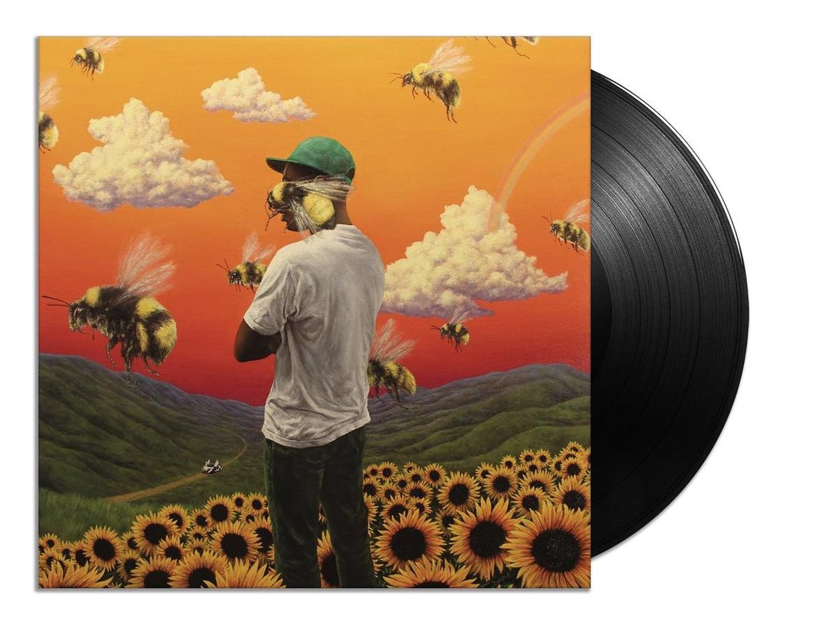 Flower Boy (LP) - The Creator Tyler
