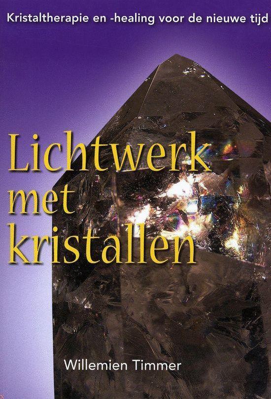 Lichtwerk met kristallen