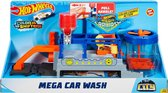 Hot Wheels Ultimate Series Mega Autowasserette - Racebaan