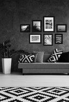 Fotolijst - Henzo - Driftwood - Fotowand - 7 lijsten - Donkergrijs