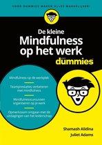 Voor Dummies - De kleine mindfulness op het werk voor dummies