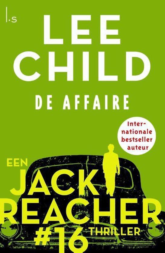 Jack Reacher 16 - De affaire - Lee Child | Fthsonline.com