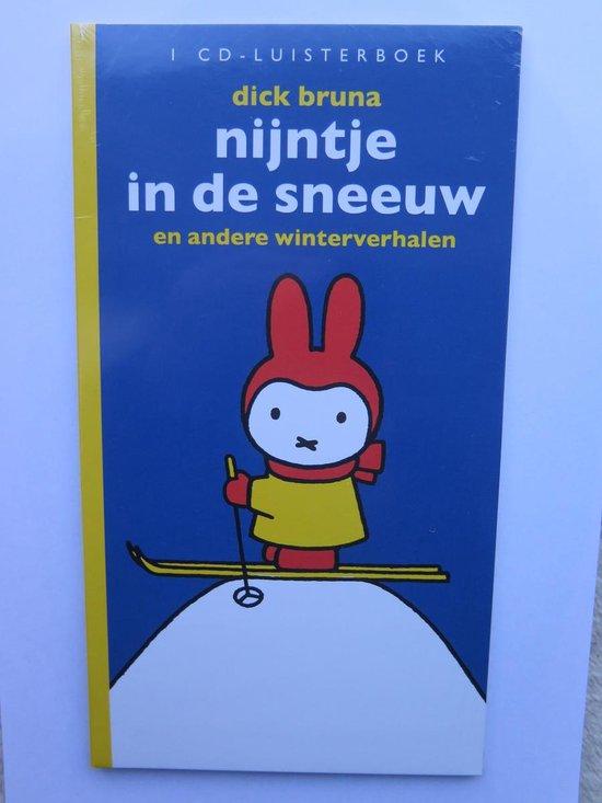 Nijntje in de sneeuw (1cd luisterboek)