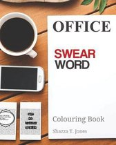 Office Swear Word Colouring Book