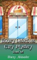 Bakery Detectives Cozy Mystery Boxed Set (Books 4 - 6)