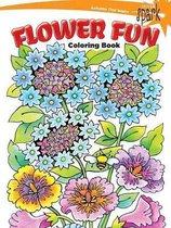 SPARK -- Flower Fun Coloring Book