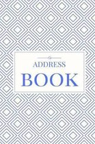 Blue Address Book