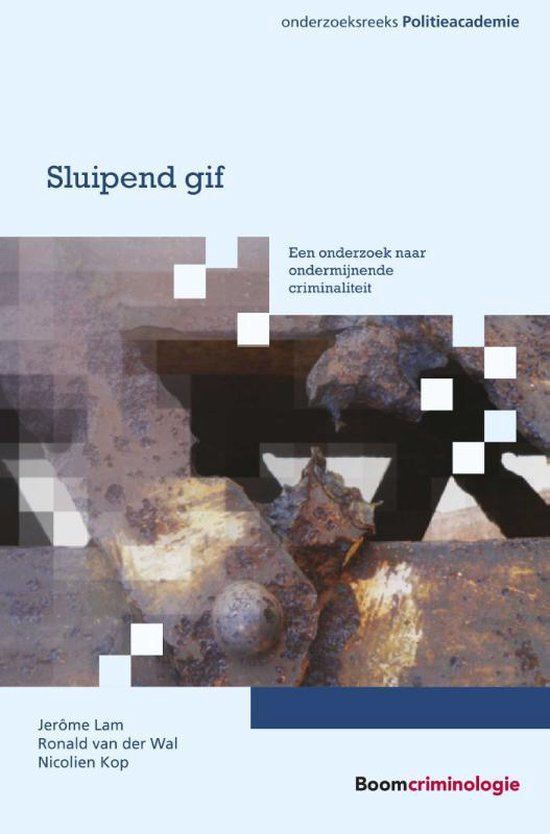 Onderzoeksreeks Politieacademie - Sluipend gif - Jerôme Lam |