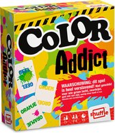 Shuffle - Color Addict -  Kaartspel