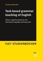 Task-based grammar teaching of English