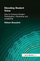 Omslag Elevating Student Voice