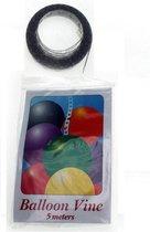Ballonnen streng 5 meter lang Ballon vine