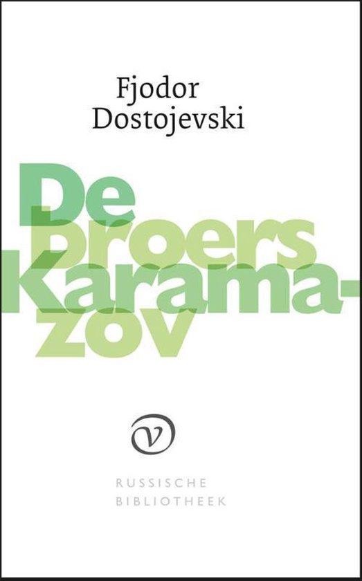 De Broers Karamazov - Fjodor Dostojevski |