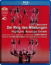 Richard Wagner - Der Ring Des Nibelungen, Highlights (Valencia, 2008)